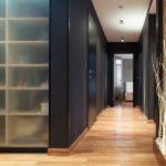 черный коридор