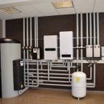 Системы газоотвода для настенных газовых котлов