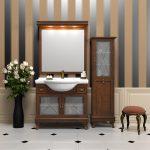 Эргономичность и красота мебели для ванной торговой марки Opadiris
