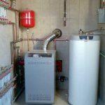 Чем хорош напольный газовый котел?
