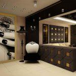 Стиль минимализм в оформлении коридора