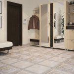 Выбор керамической плитки для коридора