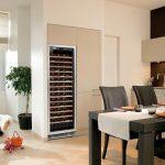 Основные параметры при выборе винного шкафа