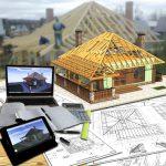 Конструктивное решение для здания