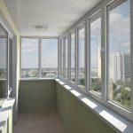 Балкон под ключ – недорогое остекление, утепление, отделка