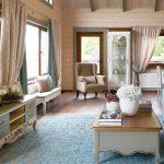 Мебель из массива в стиле прованс