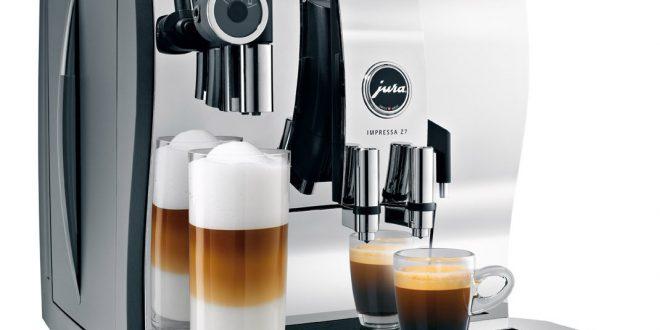 Функциональная кофемашина