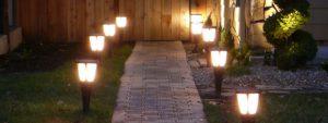 Качественные уличные светильники