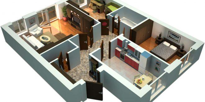 Виды современных квартир