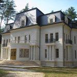 Достоинства фасада из натурального камня