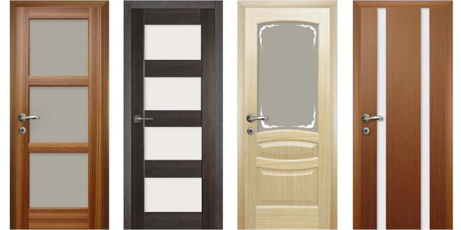 Основные виды дверей