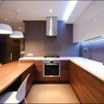 Топ-5 принципов цветового оформления кухни
