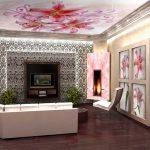 Потолок как произведение искусства