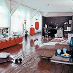 Как правильно обустроить квартиру-студию