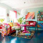 Форма и цвет имеют большое значение… в интерьере