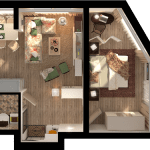 Какие есть квартиры