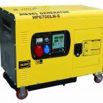 Основные особенности дизельного генератора