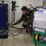 Способы промывки теплообменника в газовом котле