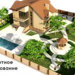 Ландшафтное проектирование и его особенности