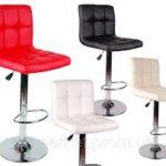 Выбор барных стульев на кухню