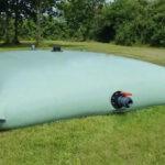 Особенности использования мягкого резервуара